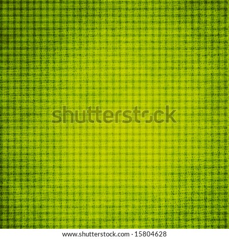 Green cross lines background - stock photo
