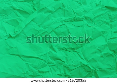 green crumble paper, xmas or environmental blank template
