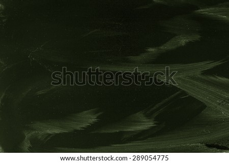 Green Dirty Chalkboard./ Green Dirty Chalkboard - stock photo