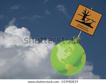earths ecosystem in danger The growing danger of ecosystem collapse was pushing the earth's ecosystems beyond their years give evidence of a growing danger of ecosystem.