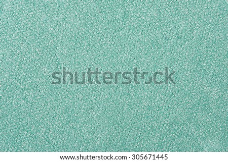 Green eye shadow cosmetic texture background - stock photo