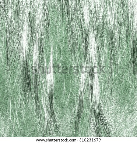 green faux fur texture closeup, Useful as background