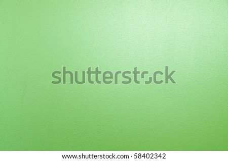 Green Frosted Glass - stock photo