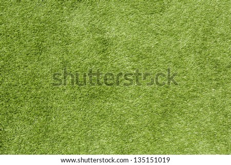 Green grass seamless background - stock photo