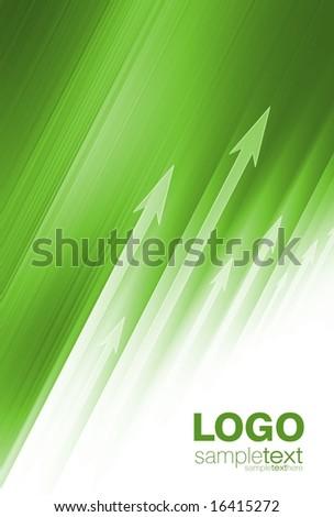 Green growth - stock photo