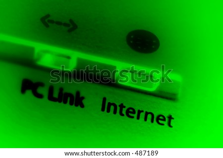 Green internet led