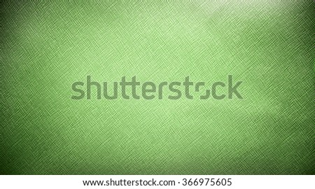 green leatherette texture as background