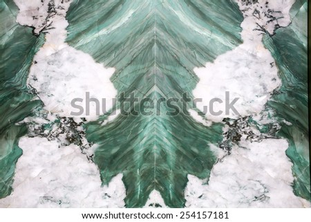 Green marble onyx - stock photo