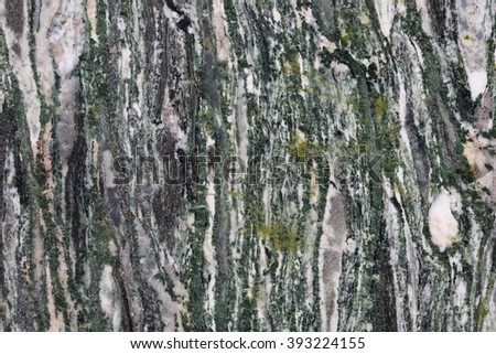 Green marble pattern for design and background.