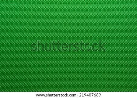 green metallic texture background - stock photo