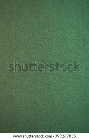 green mint suede texture background - stock photo