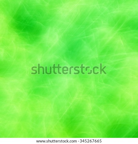 Green monochromatic natural background