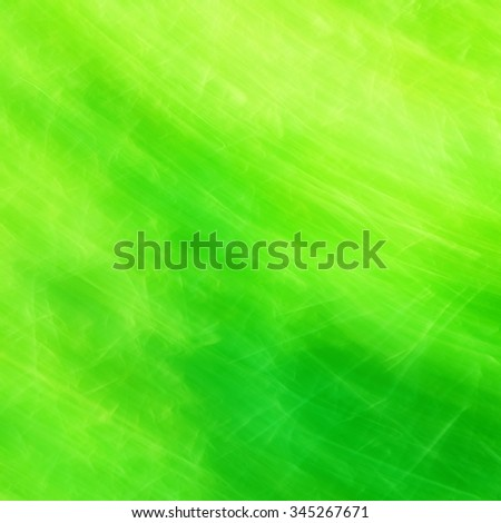 Green monochromatic natural background,