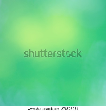 Green natural background. vintage color filter effect. - stock photo