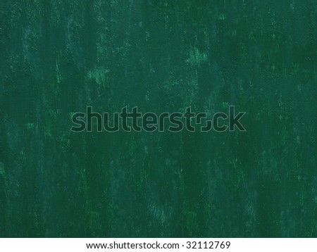 green oil background - stock photo