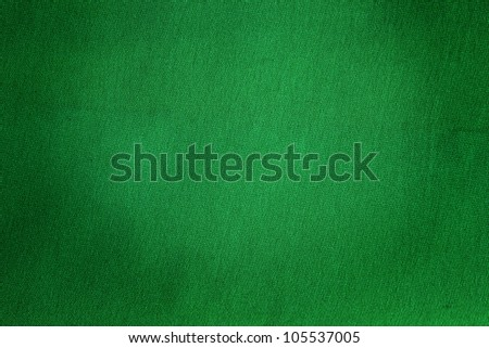 Green old grunged textile for the use of a background - stock photo