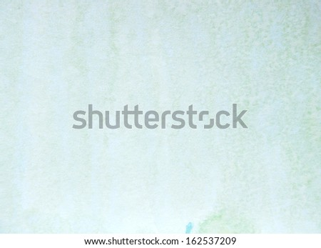 green paper - stock photo