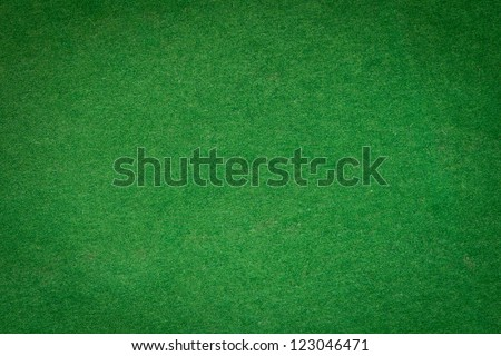 Green paper texture background. - stock photo