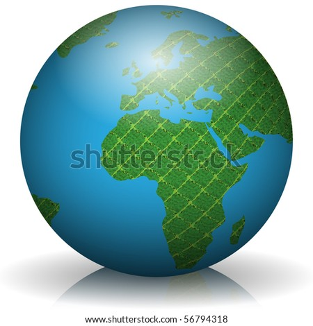 Green planet-Ecology
