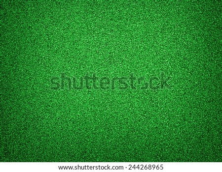 green racetrack background  - stock photo