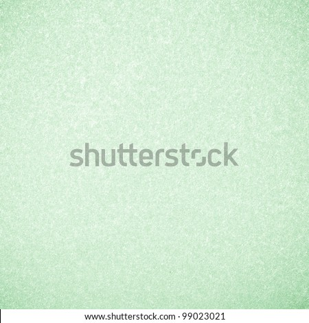 green recycled paper background - stock photo