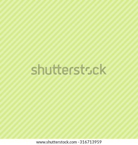Green retro diagonal stripes geometric pattern - stock photo