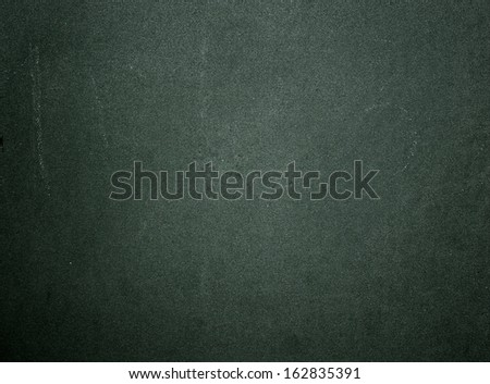 Green school chalk board texture - stock photo