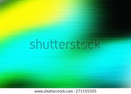 green smooth abstract colorful background with blur horizontal speed motion lines - stock photo