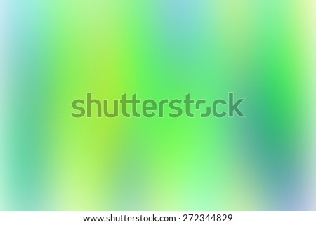 green smooth abstract colorful background with pastel beautiful gradient - stock photo