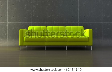 Modern Green Sofa green sofa stock images, royalty-free images & vectors | shutterstock
