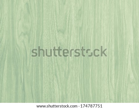 Green Soft wood background texture for design (old, textured, material, wallpaper, furniture, structure, decoration, blank, frame) - stock photo