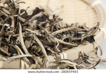 Green tea. - stock photo