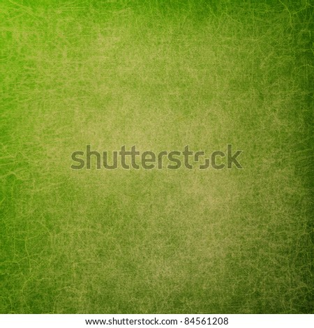 Green texture of cardboard - stock photo