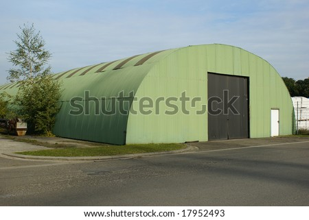 green warehouse