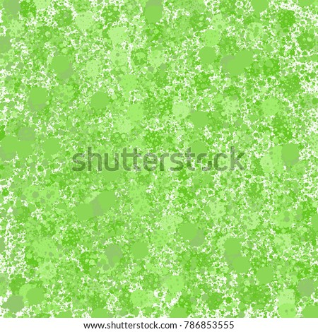 green watercolor splash background