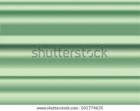 Green waves  background abstract