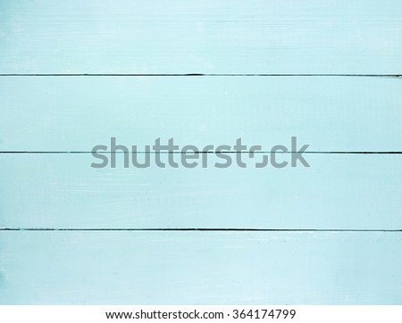 Green wooden background and texture - stock photo