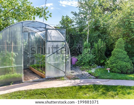 Marvelous Back Garden Stock Images Royaltyfree Images  Vectors  Shutterstock With Hot Greenhouse In Back Garden With Open Door With Comely Moti Mahal Covent Garden Also Eden Garden Furniture In Addition Garden Wall Security And Savage Garden Singer As Well As Simple Rock Garden Ideas Additionally Triyoga Covent Garden From Shutterstockcom With   Hot Back Garden Stock Images Royaltyfree Images  Vectors  Shutterstock With Comely Greenhouse In Back Garden With Open Door And Marvelous Moti Mahal Covent Garden Also Eden Garden Furniture In Addition Garden Wall Security From Shutterstockcom