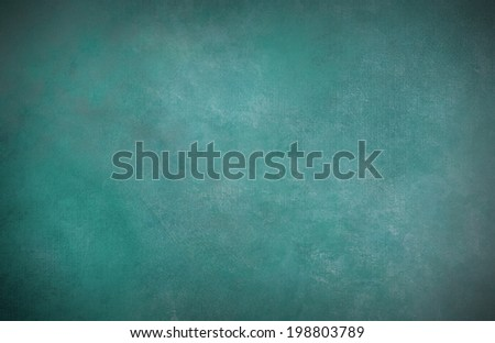 Greenish Dominant background - stock photo