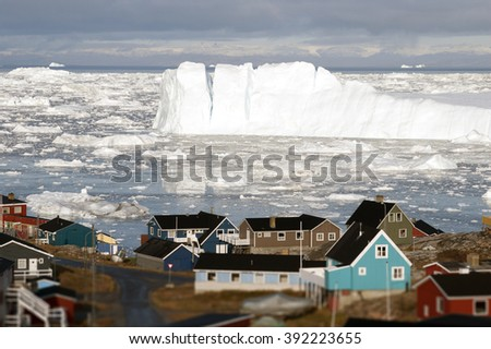 Stock images royalty free images vectors shutterstock for Glacier fish house