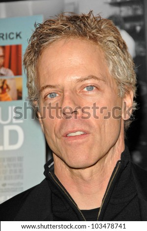 "Greg Germann at the premiere of  'Wonderful World,"" Directors Guild of America, West Hollywood, CA. 01-07-10"