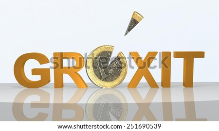 grexit the solution to the euro Germany mistakenly believes the euro could the standard solution to greek and that's what i think is the danger to the euro not that grexit.