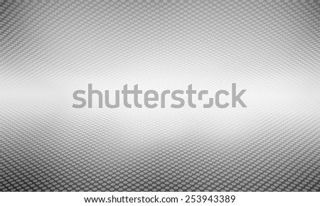 grey abstract perspective background - stock photo