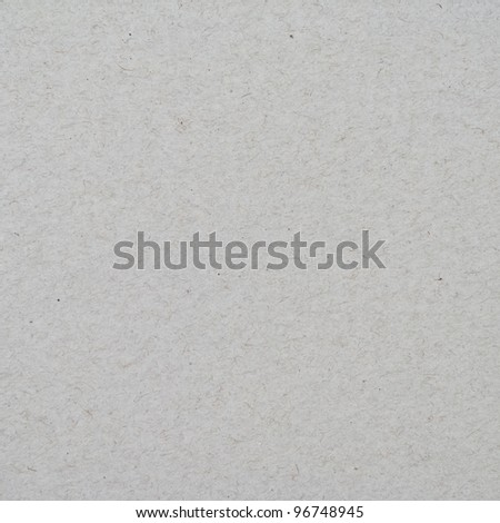 Grey Cardboard closeup texture for background - stock photo