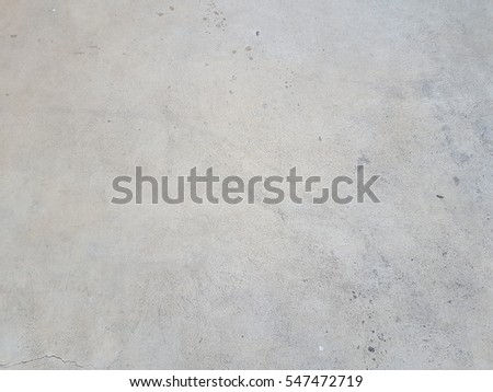 Grey cement texture used for background