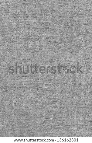 Grey cloth texture background