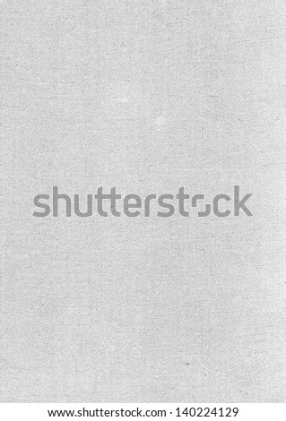 Grey cloth texture background - stock photo