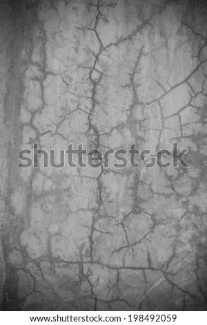 Grey Concrete Texture - stock photo