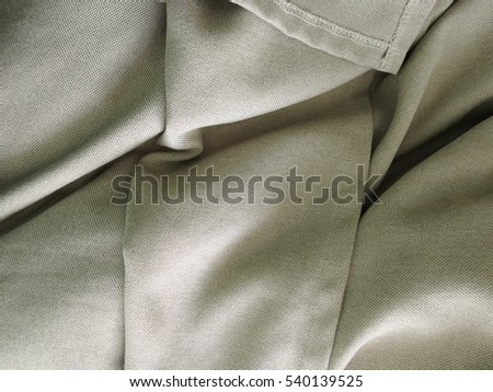 Grey cotton fabric texture useful as a background