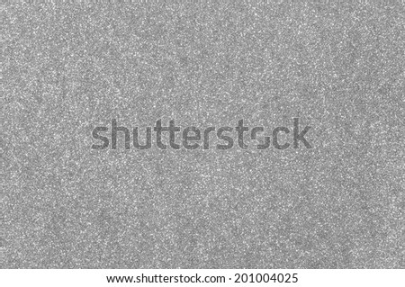 grey glitter texture christmas background - stock photo